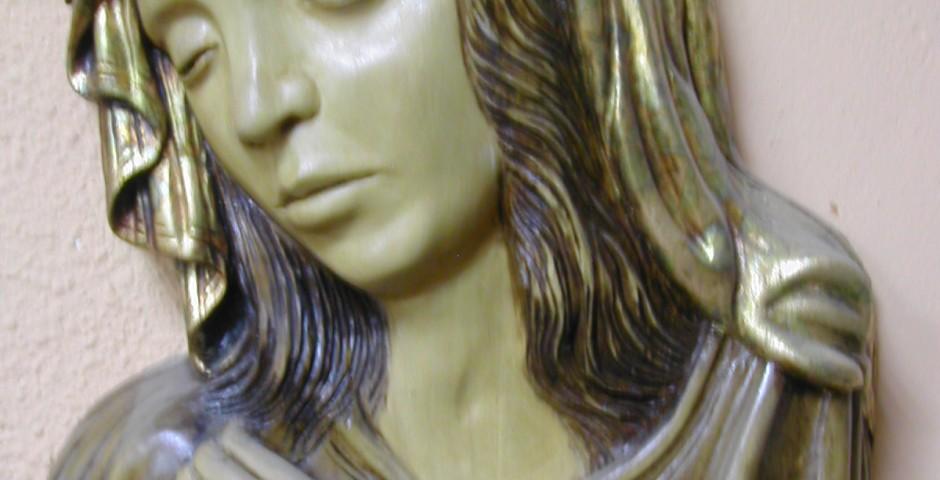 Virgen Tilo 35*29 PVP: 700 €